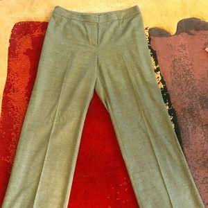 Jones New York, olive slacks